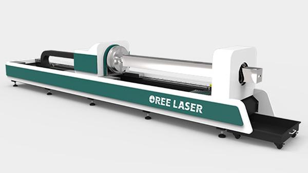 Лазерный станок для резки труб OR-T 12 46 ⋆ OREE LASER