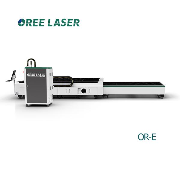 Лазерный станок по металлу со сменными столами OR-E 4020 1 ⋆ OREE LASER