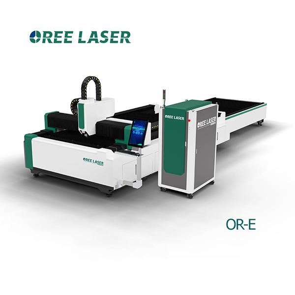 Лазерный станок по металлу со сменными столами OR-E 4020 4 ⋆ OREE LASER