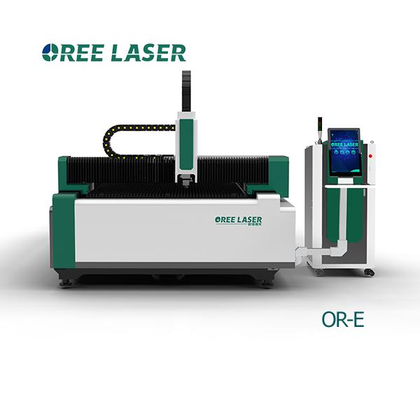 Лазерный станок по металлу со сменными столами OR-E 4020 2 ⋆ OREE LASER