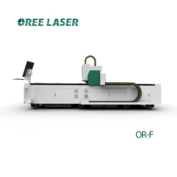 Лазерный станок по металлу OR-F 3015 ЛИТАЯ СТАНИНА 2 ⋆ OREE LASER
