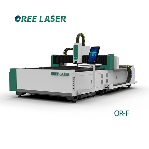 Лазерный станок по металлу OR-F 3015 ЛИТАЯ СТАНИНА 1 ⋆ OREE LASER