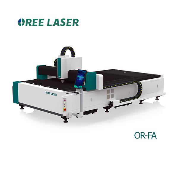 Лазерный станок по металлу OR-FA 3015 1 ⋆ OREE LASER