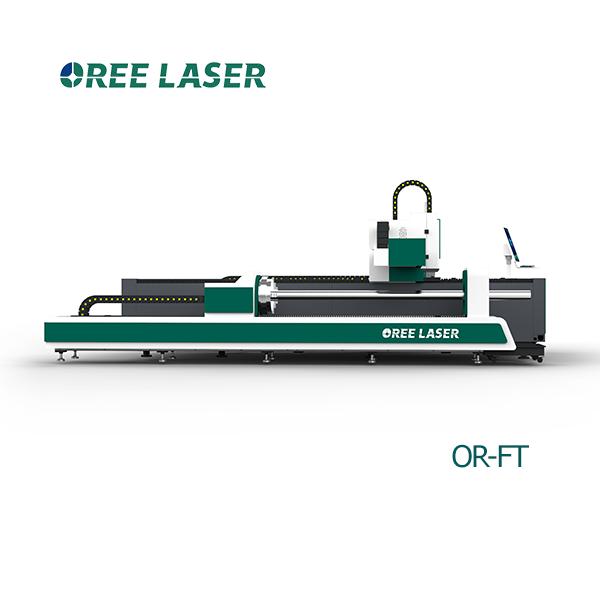 Лазерный станок по металлу с модулем резки труб OR-FT 3015 2 ⋆ OREE LASER