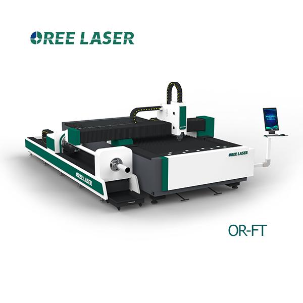 Лазерный станок по металлу с модулем резки труб OR-FT 3015 1 ⋆ OREE LASER