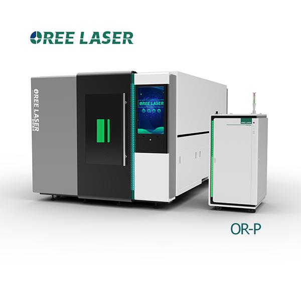 Лазерный станок по металлу с защитной кабиной OR-P 3015 4 ⋆ OREE LASER