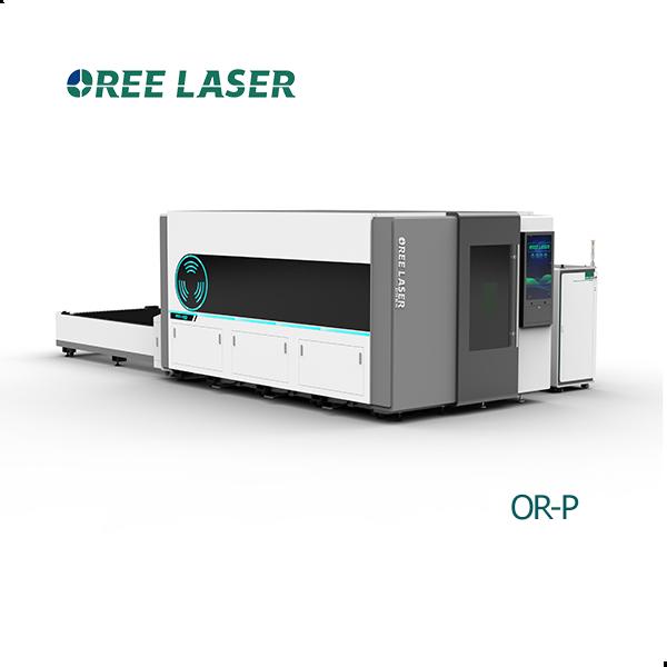 Лазерный станок по металлу с защитной кабиной OR-P 3015 1 ⋆ OREE LASER
