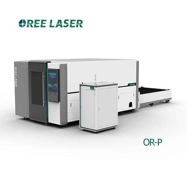 Лазерный станок по металлу с защитной кабиной OR-P 3015 2 ⋆ OREE LASER