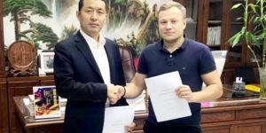 Эксклюзивное соглашение между компаниями OREE LASER и TOPSTANKI 15 ⋆ OREE LASER